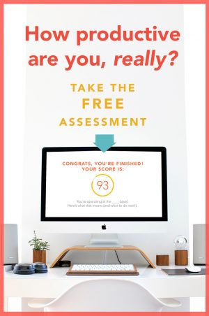 Free to Focus Assessment